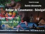 Les Rosiers/loire   Vendredi 29 mai à 20h  Soirée Casamance/Sénégal